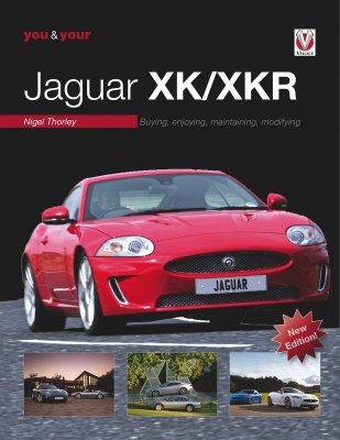 JAGUAR XK/XKR (NEW EDITION)