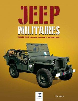 JEEP MILITAIRES DEPUIS 1940