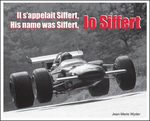 JO SIFFERT - IL S'APPELAIT SIFFERT-  HIS NAME WAS SIFFERT