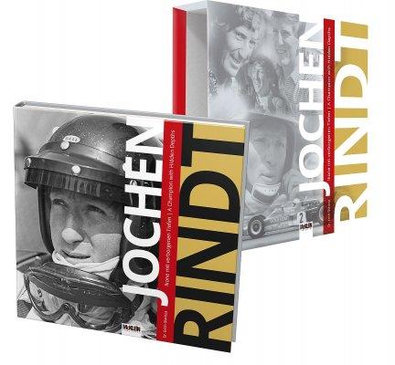 JOCHEN RINDT - A CHAMPION WITH HIDDEN DEPTHS