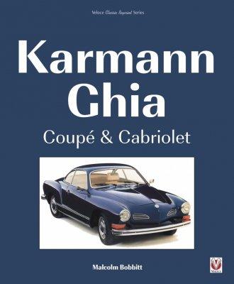 KARMANN GHIA COUPE' & CABRIOLET