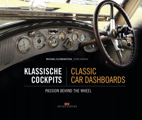 KLASSISCHE COCKPITS / CLASSIC CAR DASHBOARDS