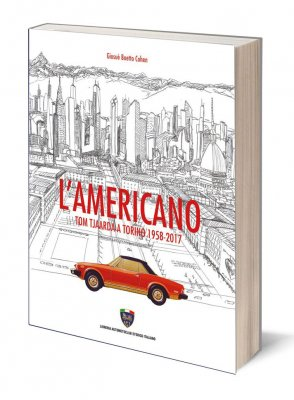 L'AMERICANO - TOM TJAARDA A TORINO 1958-2017