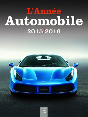 L'ANNEE AUTOMOBILE N 63 2015/16
