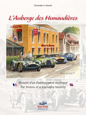 L'AUBERGE DES HUNAUDIERES