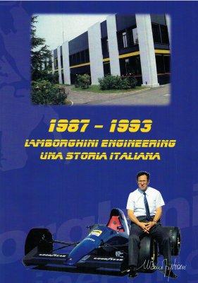 LAMBORGHINI ENGINEERING UNA STORIA ITALIANA 1987-1993