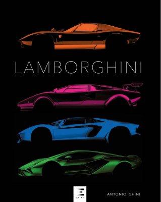 LAMBORGHINI - LE LIVRE OFFICIEL