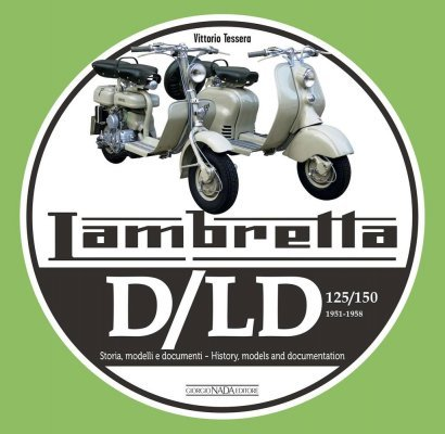 LAMBRETTA D/LD 125/150 - 1951-1958
