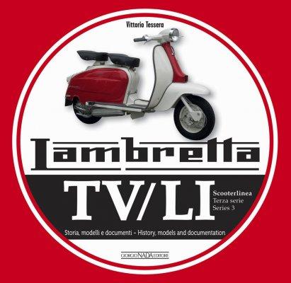 LAMBRETTA TV/LI SCOOTERLINEA TERZA SERIE - SERIES 3.