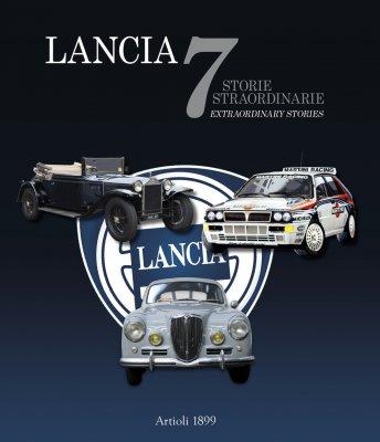 LANCIA 7 STORIE STRAORDINARIE - EXTRAORDINARY STORIES