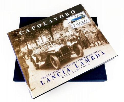 LANCIA LAMBDA CAPOLAVORO - EDIZIONE ITALIANA (CON COFANETTO)