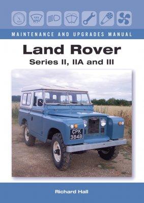 LAND ROVER SERIES II, IIA AND III