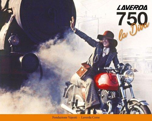 LAVERDA 750 - LA DIVA