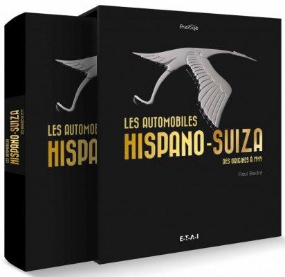 LES AUTOMOBILES HISPANO-SUIZA DES ORIGINES A 1949