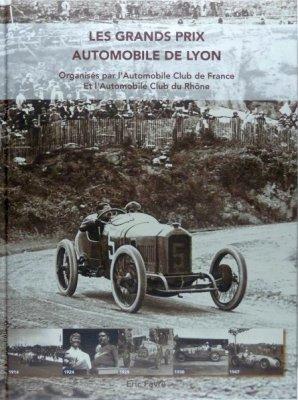LES GRAND PRIX AUTOMOBILE DE LYON