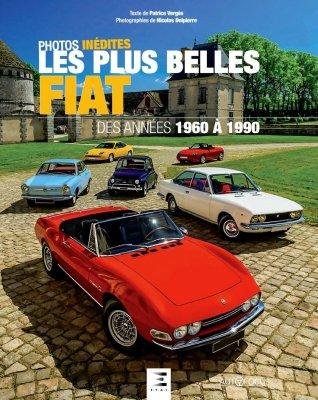 LES PLUS BELLES FIAT DES ANNEES 1960 A 1990