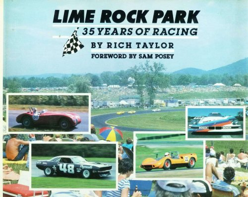LIME ROCK PARK 35 YEARS OF RACING