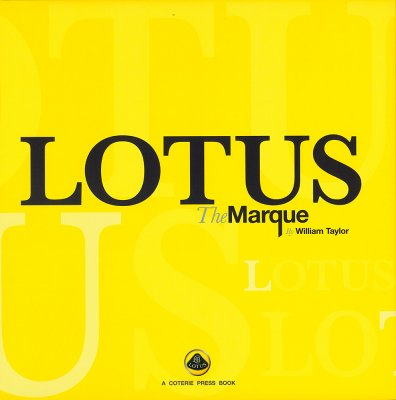 LOTUS THE MARQUE (STANDARD EDITION)