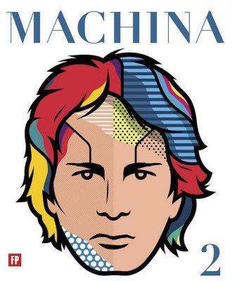 MACHINA 2 - GILLES VILLENEUVE