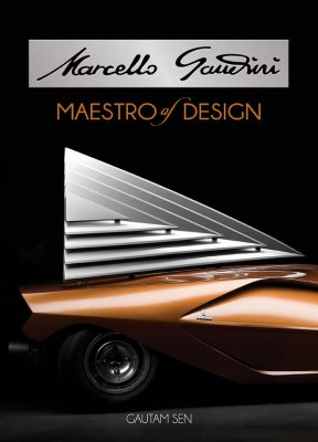MARCELLO GANDINI MAESTRO OF DESIGN (SIGNED AND NUMBERED EDITION)