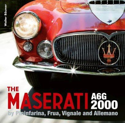 MASERATI A6G 2000 - PININFARINA, FRUA, VIGNALE AND ALLEMANO