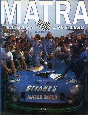 MATRA LA SAGA 1965-1982