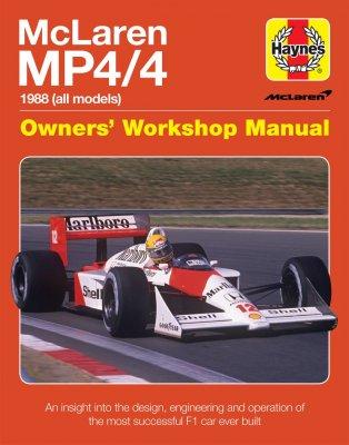 MCLAREN MP4/4 1988 (ALL MODELS)