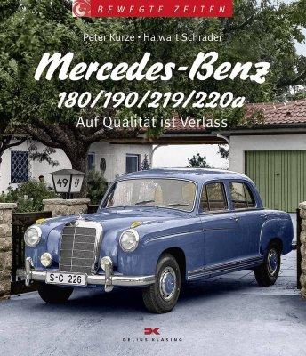 MERCEDES BENZ 180/190/219/220A