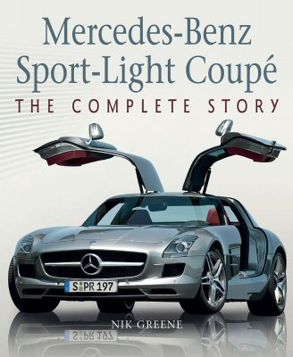 MERCEDES-BENZ SPORT-LIGHT COUPE - THE COMPLETE STORY