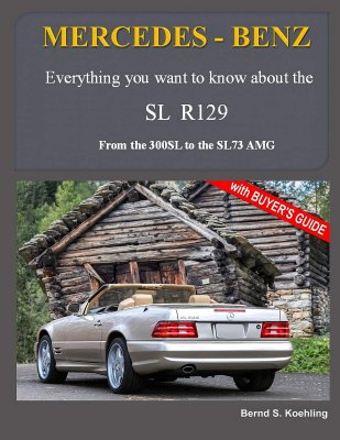 MERCEDES-BENZ, THE MODERN SL CARS, THE R129