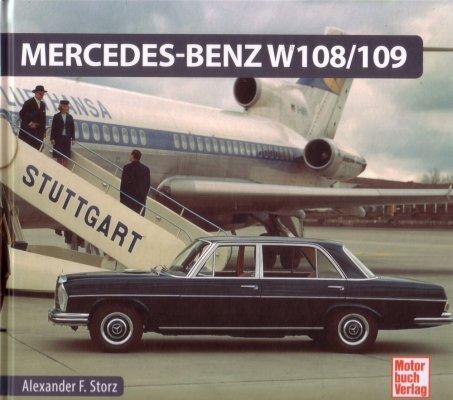 MERCEDES BENZ W108/109