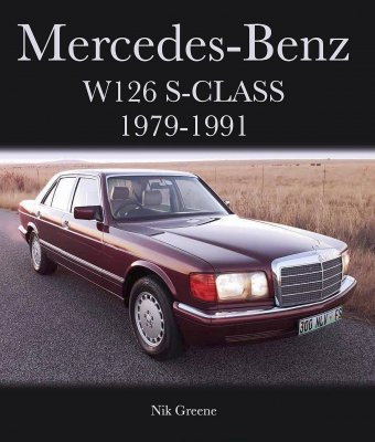 MERCEDES BENZ W126 S-CLASS 1979-1991