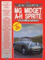 MG MIDGET A-H SPRITE