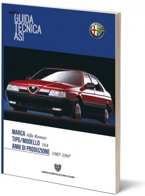MINI GUIDA TECNICA ASI - ALFA ROMEO 164 1987-1997
