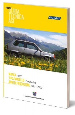 MINI GUIDA TECNICA ASI - PANDA 4X4 1983-2003