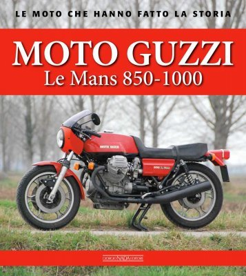 MOTO GUZZI LE MANS 850-1000