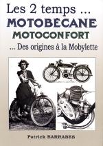MOTOBECANE MOTOCONFORT 1923 A 1949