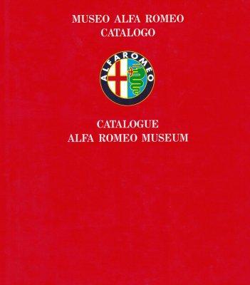 MUSEO ALFA ROMEO CATALOGO