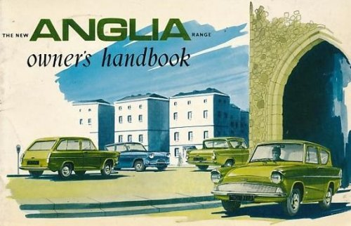 NEW ANGLIA RANGE, THE