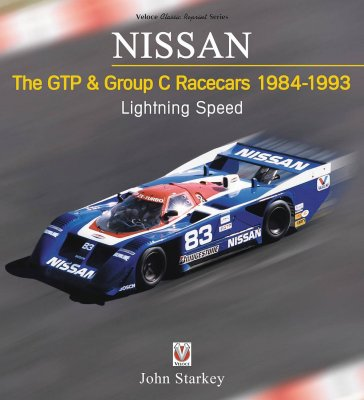 NISSAN THE GPT & GROUP C RACERCARS 1984-1993
