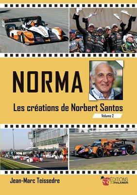 NORMA - LES CREATIONS DE NORBERT SANTOS (VOLUME 2)