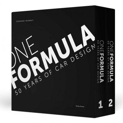 ONE FORMULA - 50 YEARS OF CAR DESIGN