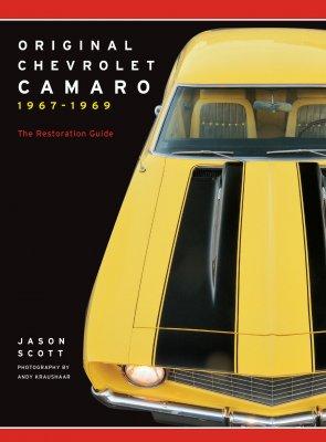 ORIGINAL CHEVROLET CAMARO 1967-1969