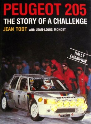 PEUGEOT 205 THE STORY OF A CHALLENGE