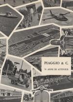 PIAGGIO & C 75 ANNI DI ATTIVITA'