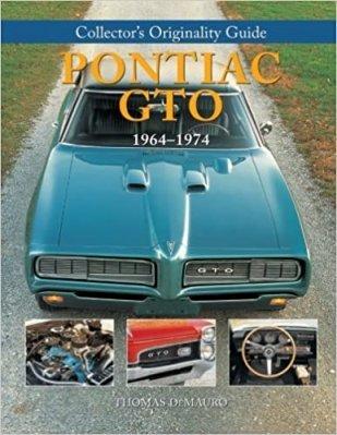 PONTIAC GTO 1964-1974