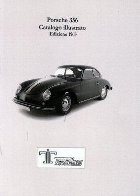 PORSCHE 356 CATALOGO ILLUSTRATO (EDIZIONE 1965)