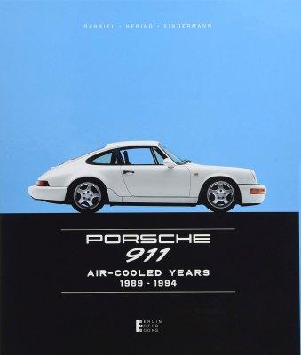 PORSCHE 911 AIRCOOLED YEARS 1989 - 1994