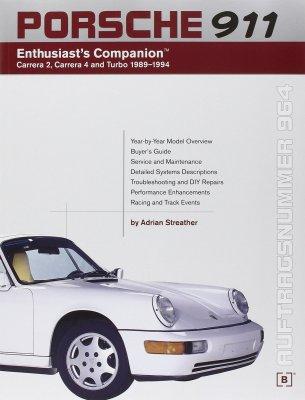 PORSCHE 911 CARRERA 2, CARRERA 4 AND TURBO 1989-1994