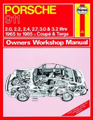 PORSCHE 911 OWNER'S WORKSHOP MANUAL (0264)
